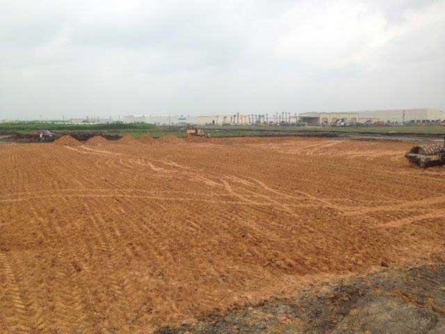 Houston Construction Land Acquisition