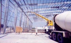 Houston Metal Building Construction