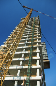 Houston Office Building Construction,